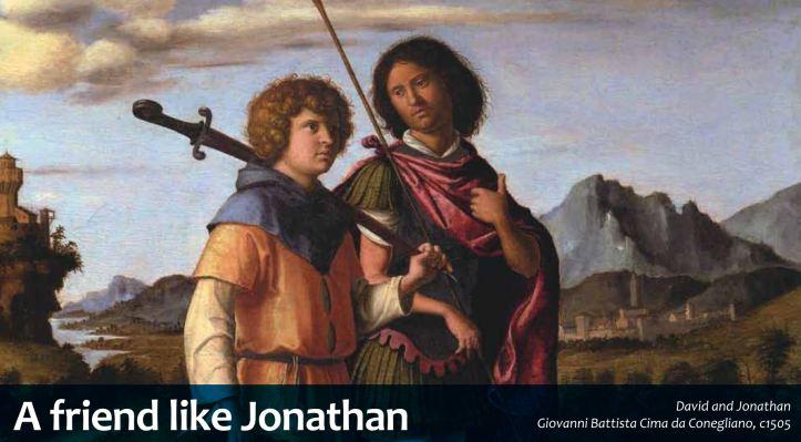 A friend like Jonathan