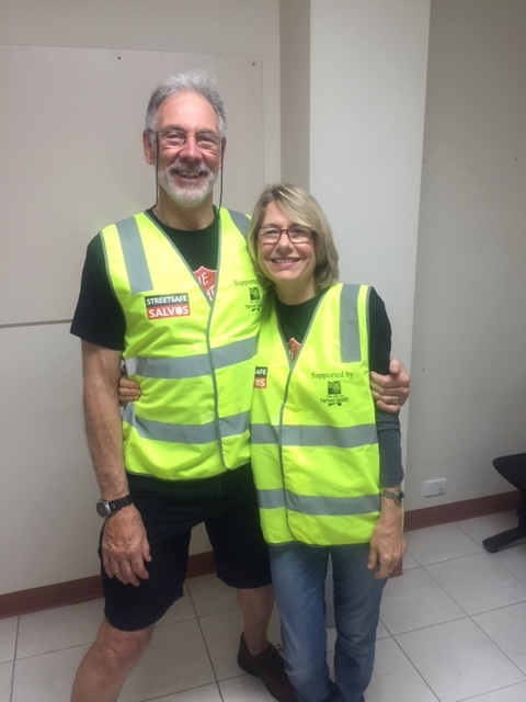 Geoff Booth and Di Pacey - photo - Streetsafe (002)